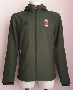 AC Milan2016 - 2017Presentation football Adidas Jacket size S