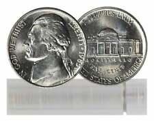 1985-D BU Jefferson Nickel Roll