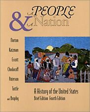 A People and a Nation: A History of the United Sta