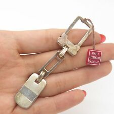 Mario Ferrentino Giciclli 925 Sterling Silver Key Chain