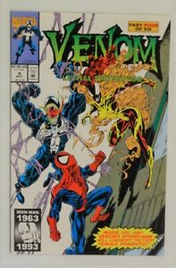 Venom Lethal Protector #4 (9.9!1st APP Scream/Agony/Phage/Riot/Lasher Symbiotes)