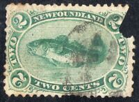 Newfoundland Sc #24 Used