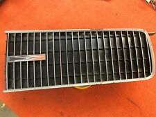 1968 1969 CHARGER GRILL GRILLE HEADLIGHT HEADLAMP DOOR  OEM # 2786373 DRIVER