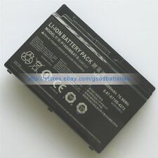 Genuine 6-87-X170S-4273 P150HMBAT-8 battery for Sager NP8278 Clevo P150 P170EM