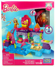 Barbie Mermaid Lagoon Mini Figure Dolphin Ocean Play Set Girls Toy Gift