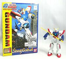 Mobile Fighter Gundam Action Figure Shining Gundam 1994 Bandai Made in Japan