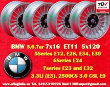 4 Cerchi BMW Alpine Style 7x16 ET11 5x120 5 6 7 Wheels Felgen Llantas Jantes TÜV