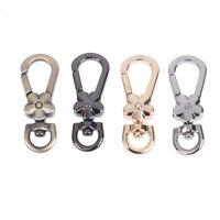 Diy Bag Accessories Metal Handbags Clasps Handle Flower Lobster Clips Snap Ho NT