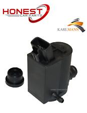 For Toyota Yaris 1999-05 High Tech Electric Windscreen TWIN Washer Pump (3 Pin)