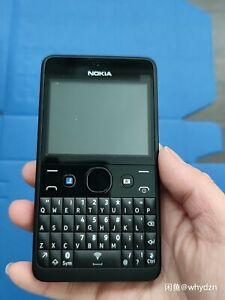 Original Nokia Asha 210 Unlocked GSM Dual SIM Cards 2MP QWERTY Mobile Phone