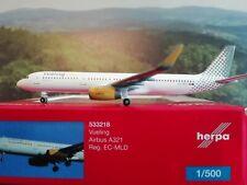 Herpa Wings 1:500 Herpa Wings  533218 Herpa Wings 1_500 Vueling Airbus A321