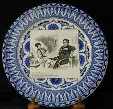 """Royal Doulton Series Ware """"A Widow And Her Friends"""" Scene 2"""
