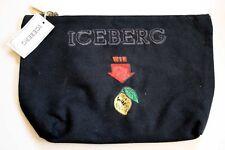 ICEBERG BORSA DONNA VINTAGE ANNI 80 100% ORIGINALE BUSTA BAG