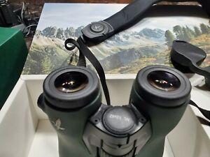 Swarovski NL Pure 12x42 Binoculars - Green