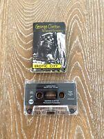 George Clinton Parliament Funkadelic Erotic City Cassette Tape 1994 Fox Record