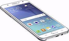 Samsung Galaxy J7 SM-J700 (Latest Model) - 16GB - White claro (Unlocked) 9/10