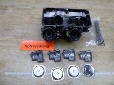1984 Honda V65 Sabre VF1100 H644-1. carburetors carbs and intake manifold