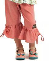 Matilda Jane It's A Wonderful Parade Barefoot Big Cropped Ruffles Girls Size 4