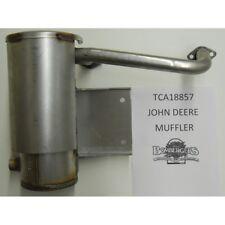 John Deere Muffler with Gaskets TCA18857 M136651 737 757