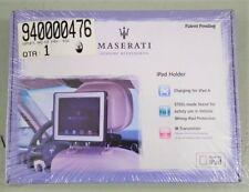 Genuine Maserati iPad Holder