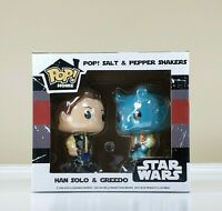 Funko POP Home! Star Wars 40th Year - Han Solo & Greedo Salt & Pepper Shaker Set