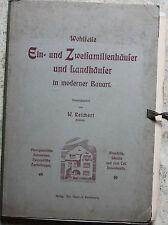 1900-1949 Antiquarische Bücher aus Architektur für Kunst & Kultur