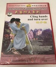 Chinese Kungfu Martial Art Wudang Martial: Cling hands and turn over (Dvd) New
