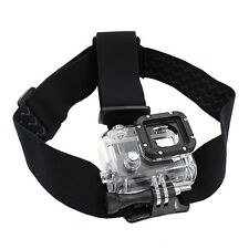 New Head Strap Mount Belt Elastic Headband For Extreme Sports Camera On Sale