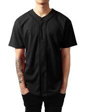 info for 515f2 d28e6 Black Baseball Jersey In Men's T-Shirts for sale   eBay