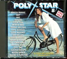 POLYSTAR VOLUME 8 - CD COMPILATION 1988 [832]