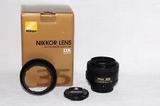 NIKON Nikkor AF-S DX35mm f/1.8 G | TOP