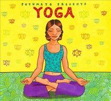 Putumayo Presents: Yoga [Digipak] CD 2010 Putumayo