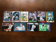 10 Jim Thome Baseball Cards - 1990s - Childhood Collection