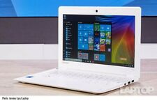 Lenovo IdeaPad 110s 11.6-inch Notebook - White 32GB HDD 2GB RAM MINT CONDITION