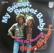 "7"" 1974 KULT! OLSEN BROTHERS : My Sweet Baby / MINT-?"