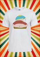 South Park Eric Cartman Cartoon Cool Men Women Vest Tank Top Unisex T Shirt 90