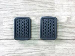 DATSUN ROADSTERS 610 620 520 521 720 PEDAL PADS NEW