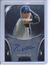 TOM WINDLE 2013 BOWMAN STERLING AUTO