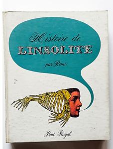 Histoire de l'insolite par Romi Laffont Vaccari 1964 Pierre Chapelot Surrealismo