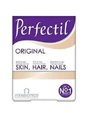 Vitabiotics Perfectil Triple Active Skin, Hair & Nails Tablets (30)