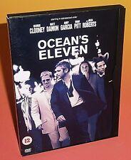 Ocean's Eleven DVD George Clooney, Julia Roberts, Matt Damon, Brad Pitt