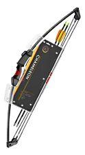 "Arco compound Chameleon 15 Lb 24 ""kit  2 frecce omaggio EK-ARCHERY"