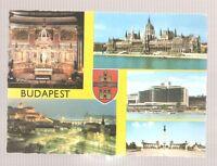AK Budapest - Mehrere Ansichten Gut erhalten ungelaufen