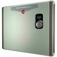 Rheem Tankless Electric Water Heater 7.03 Gpm 36 Kw Self-Modulating