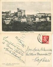 Cartolina di Nazzano, panorama - Roma, 1940