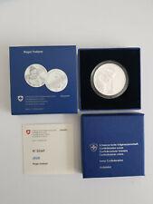 Roger Federer PP polierte Platte Proof Silber Münze Coin 20 Fr.  silver