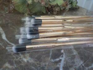F.A.R.A.H lot of 10 FARAH Brushes Tapered Blending Brush #35E Ten Eye Brushes💗