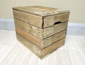 Handmade - Small Trunk, Blanket Box, Ottoman, Small Bench Seat, Shoe Storage