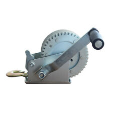 Hand Winch for Wire Rope 1200 lbs Capacity