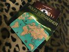 ROLEX BOOKLET LIBRETTO SUBMARINER SEA-DWELLER ITALIANO + CALENDARIO 2000 - 2001